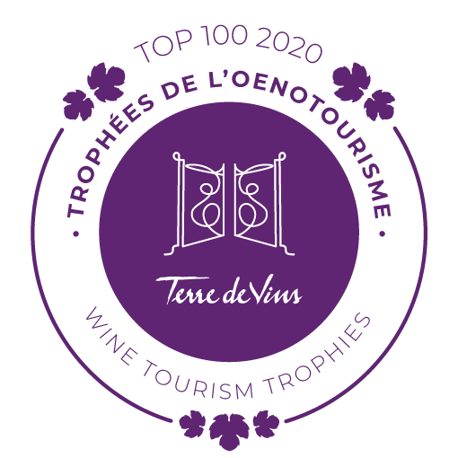 Topp 100 - Trophies of Winetourism 2020